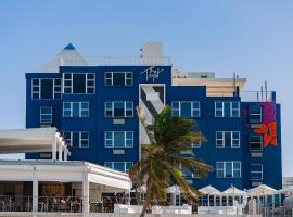 The Tryst Beachfront Hotel, hotel in San Juan