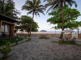 Buena Vida Beach Resort, hotel in Morjim