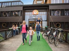 Dyreparken Hotell, hotel near Kristiansand Zoo and Amusement Park, Kristiansand