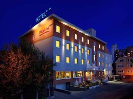 PREMIUM Business Hotel Bratislava, отель в Братиславе