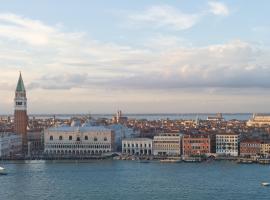 Savoia & Jolanda, hôtel à Venise (Castello)