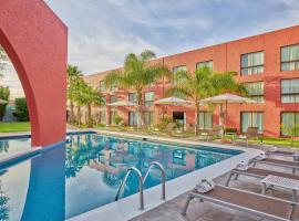 Fiesta Inn Aguascalientes, hotel in Aguascalientes