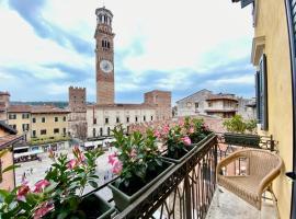 Hotel Aurora, hotel cerca de Teatro Filarmónico de Verona, Verona
