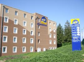 Ace Hotel Brive, hôtel à Brive-la-Gaillarde