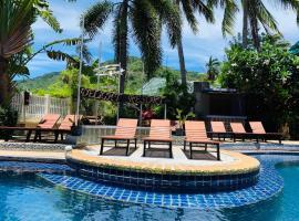 Delight Resort, hotel near Full Moon Party, Rin Beach, Haad Rin