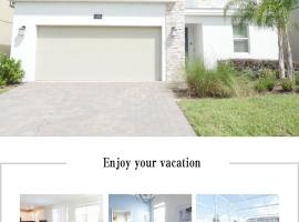 Gorgeous Pool House -Near Disney and parks, vacation rental in Kissimmee