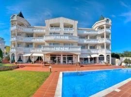 Хотел Алекта, хотел близо до Аладжа Манастир, Варна