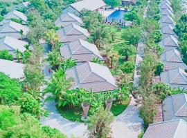 Asarita Angkor Resort & Spa, hotel in Siem Reap