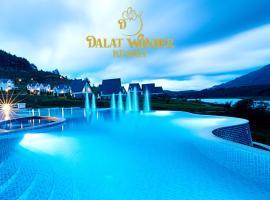 Dalat Wonder Resort, khách sạn spa ở Đà Lạt