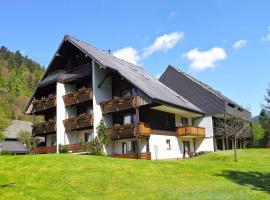 Fewo C2 Haus Albmatte, hotel in St. Blasien