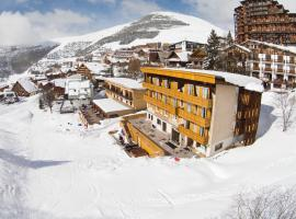 TERRESENS - HOTEL ESCAPADE, hotel in L'Alpe-d'Huez