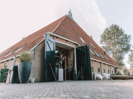 Harlingen Staete Oase van rust en luxe, hotel in Harlingen