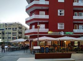 Hotel Maga, hotel in Puerto de la Cruz