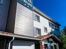 Logis Le Relais, Hotel in Biscarrosse
