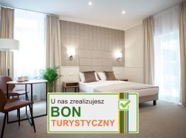 Apartamenty Klasztorna 25 – apartament w Poznaniu