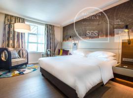 Radisson BLU Astrid Hotel, Antwerp, hotel in Antwerp