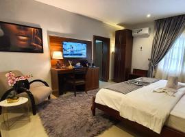 Ten rooms boutique hotel