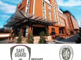 Ramada Hotel & Suites by Wyndham Bucharest North, hotel in Bucharest