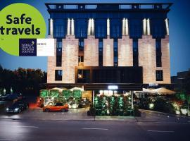 Berd's Design Hotel, hotel in Chişinău
