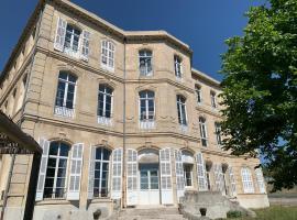 Auberge de Jeunesse HI Marseille Bois-Luzy, hostel in Marseille
