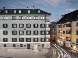 Hotel Schwarzer Adler Innsbruck, hotell i Innsbruck