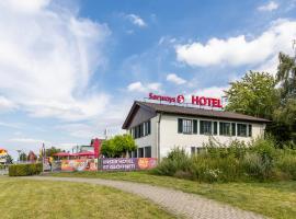 Serways Hotel Rhynern-Süd, hotel in Hamm
