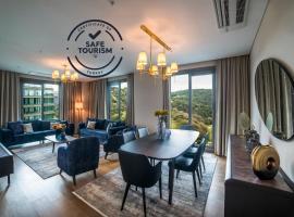 Radisson Residences Vadistanbul, viešbutis Stambule