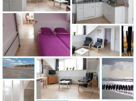 Appartement Zuidstraat Domburg, self catering accommodation in Domburg