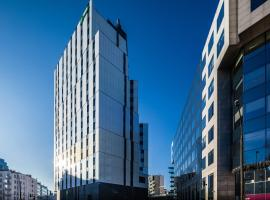 Holiday Inn - Warsaw City Centre, an IHG Hotel โรงแรมในวอร์ซอ
