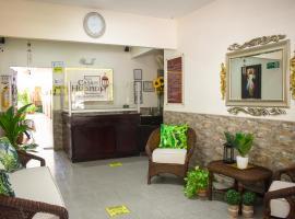 Hotel la Casa del Huesped, hotel in Santa Marta