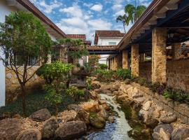 Pousada Aconchego, hotel em Paraty
