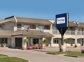 Travelodge by Wyndham Edson, hotel em Edson