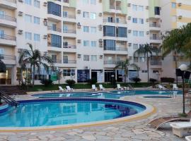 Thermas Paradise Residence, apartment in Rio Quente