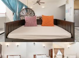 Pantai seaview resort Batu Ferringhi 1801, apartment in Batu Ferringhi