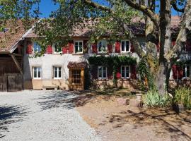 Le jardin des gouttes, hotel near La Planche des Belles Filles Ski School, Rougegoutte