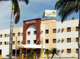 Villalba Hotel, hotel in Uberlândia