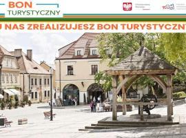 Hotel Pod Ciżemką – hotel w mieście Sandomierz