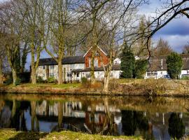 Best Western Bolholt Country Park Hotel, hotel near Manchester Central Library, Bury