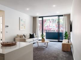 Contemporary Apartment In Newcastle CBD, apartment in Newcastle