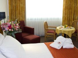 San Juan Park Hotel, hotel 5 estrellas en San Juan del Río