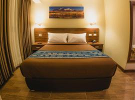 Cordillera Hotel, accessible hotel in Huaraz