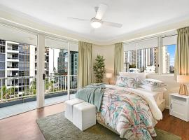 Private Apartment @ Surfers Mayfair, apartment in Gold Coast
