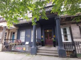No. 11 Boutique Hotel & Brasserie, hotel near Palace of Holyrood House, Edinburgh