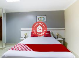 OYO Hotel Via Universitária, hotel em Anápolis