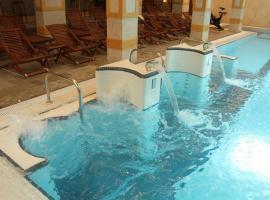 7 Pools Boutique Hotel & SPA, хотел в Банско