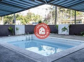 OYO Urupema Hotel, hotel perto de Aeroporto Regional de São José dos Campos - SJK,
