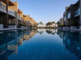 Utopia Blu Hotel, отель в Тигаки