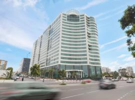 Grand Mogador City Center Casablanca, hotel in Casablanca