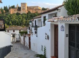 Carmen de Alaïa By Häxaris Homes, hotel cerca de La Alhambra y el Generalife, Granada