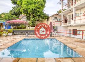 OYO Praia Hotel Recanto do Tomé - Salvador, hotel in Paripe